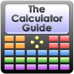 Calculator Guide Icon 512x512